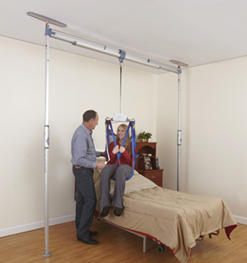 Handicare 2 Post Pressure Fit Lift System